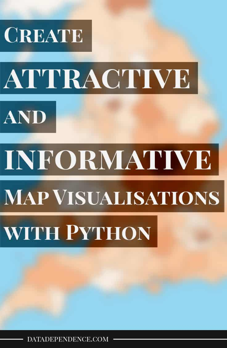 Map visualisation with python and basemap